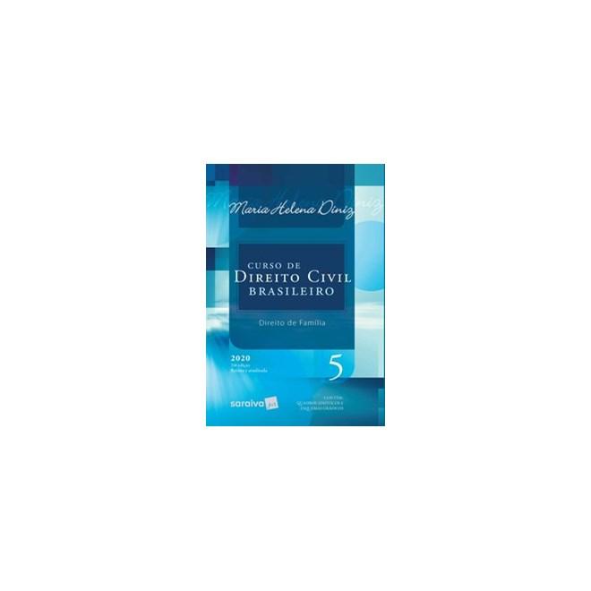 Livro - Curso de Direito Civil Brasileiro - Vol. 5 - 34ª Edição 2020 - Diniz 34º edição