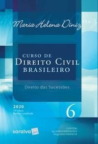 Livro Curso de Direito Civil Brasileiro Vol. 6 34ª Edicao 2020 -