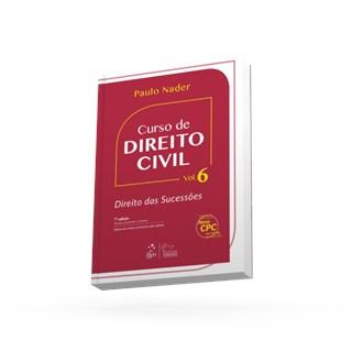 Livro - Curso de Direito Civil - Vol. 6 - Direito das Sucessões - Nader