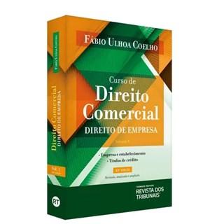 Livro - Curso De Direito Comercial - Coelho