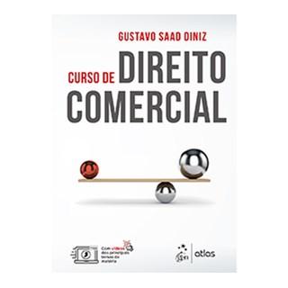 Livro - Curso de Direito Comercial - Diniz