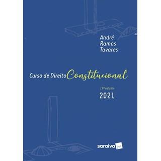 Livro - Curso de Direito Constitucional - 18ª Edição de 2020 - Tavares 18º edição