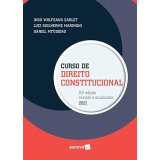 Livro - Curso de Direito Constitucional - 9ª Edição 2020 - Sarlet 9º edição