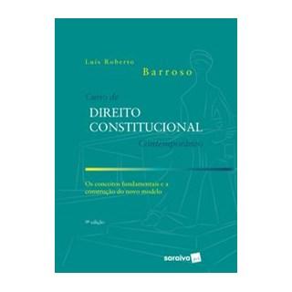 Livro - Curso de Direito Constitucional Contemporâneo - 9ª Ed. 2020 - Barroso 9º edição