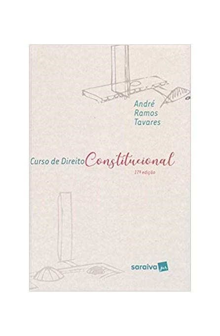 Livro - Curso de Direito Constitucional - Tavares