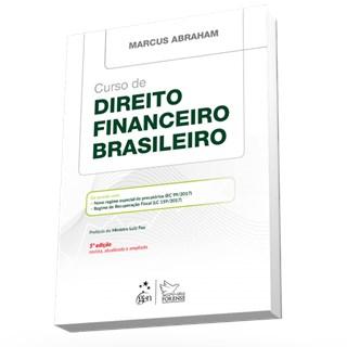 Livro - Curso de Direito Financeiro Brasileiro - Abraham