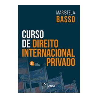 Livro - Curso de Direito Internacional Privado - Basso