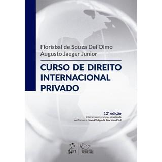 Livro - Curso de Direito Internacional Privado - Del'Olmo