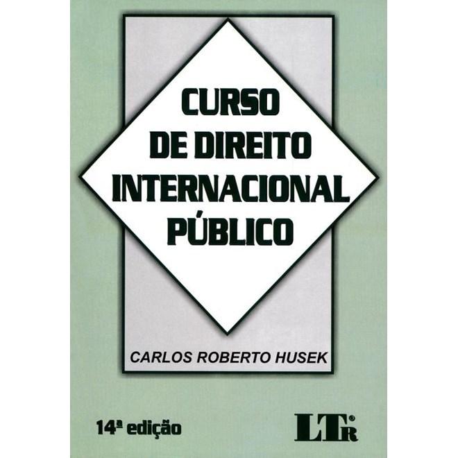 Livro - Curso de Direito Internacional Público - Husek