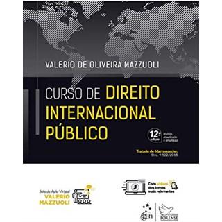 Livro - Curso de Direito Internacional Público - Mazzuoli