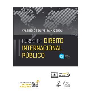 Livro Curso de Direito Internacional Público - Mazzuoli - Forense