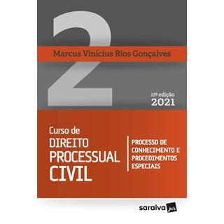 Livro - Curso de Direito Processual Civil - Vol. 2 - 16ª edição de 2020 - Gonçalves 16º edição