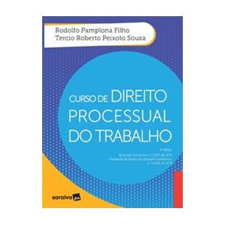 Livro - Curso de Direito Processual do Trabalho - 2ª Edição de 2020 - Pamplona Filho 2º edição