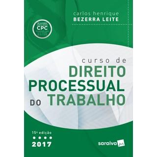 Livro - Curso de Direito Processual do Trabalho - Leite