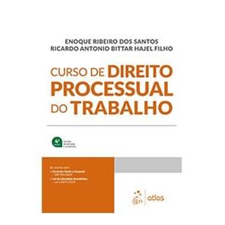 Livro - Curso de Direito Processual do Trabalho - Santos