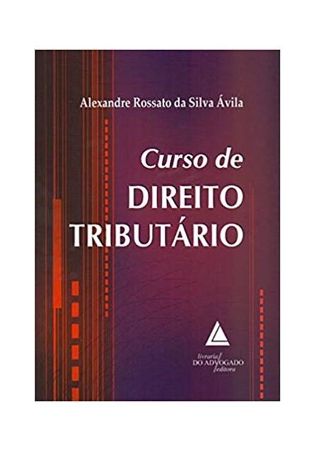 Livro - Curso de Direito Tributário - Ávila