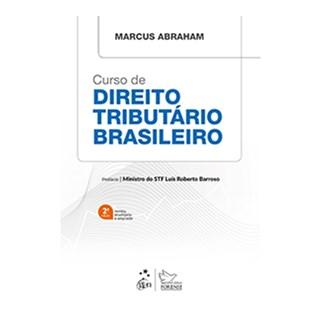 Livro - Curso de Direito Tributário Brasileiro - Abraham