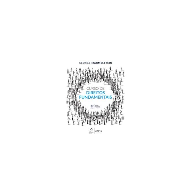 Livro - Curso de Direitos Fundamentais - Marmelstein