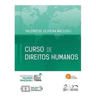 Livro - Curso de Direitos Humanos - Mazzuoli