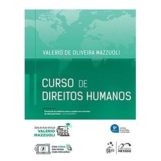 Livro - Curso de Direitos Humanos - Mozzuoli