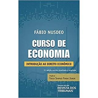 Livro - Curso de Economia - Nusdeo - Revista dos Tribunais