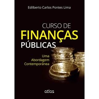 Livro - Curso de Finanças Públicas - Uma Abordagem Contemporânea - Lima