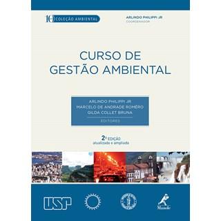 Livro - Curso de Gestão Ambiental - Philippi Jr.