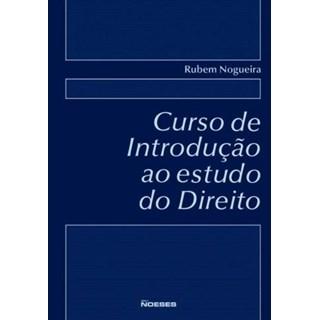 Livro - Curso de Introdução ao Estudo do Direito - Nogueira