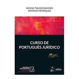 Livro - Curso de Português Jurídico - Damião