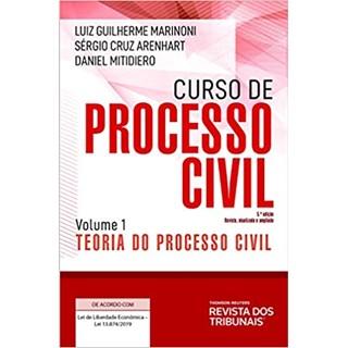 Livro - Curso De Processo Civil Vol 1 - Marinoni - Revista dos Tribunais