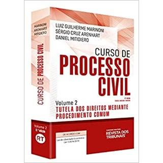 Livro - Curso de Processo Civil Vol 2 - Marinoni - Revista dos Tribunais