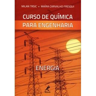 Livro - Curso de Química - Para Engenharia - Trsic
