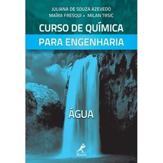Livro - Curso de Quimica para Engenharia - Vol 3 - Azevedo