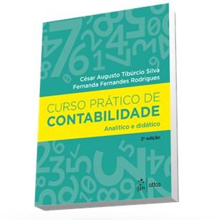 Livro - Curso Prático de Contabilidade - Analítico e Didático - Silva