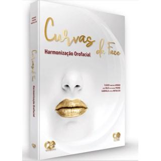 Livro - Curvas da Face  - Harmonização Orofacial - Amado