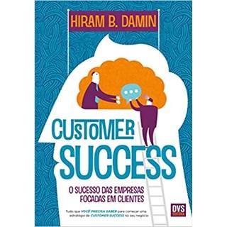 Livro - Customer Success - Damin - Dvs Editora