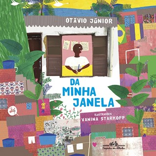 Livro - Da Minha Janela - Otávio Júnior