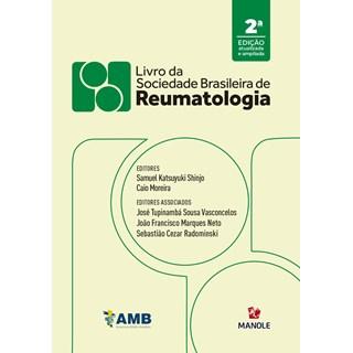 Livro da Sociedade de Reumatologia - Neto - Manole