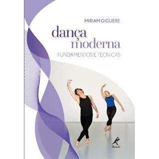 Livro - Dança Moderna - Fundamentos e Técnicas - Giguere