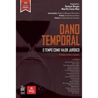 Livro Dano Temporal - Borges - Tirant