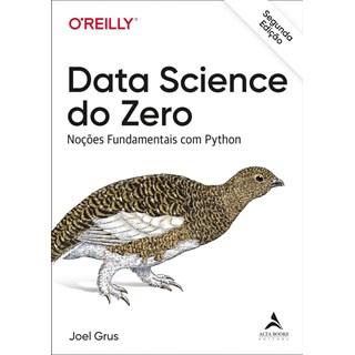 Livro Data Science do Zero - Grus - Alta Books