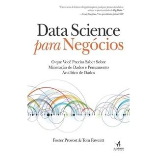 Livro - Data Science Para Negócios - Fawcet