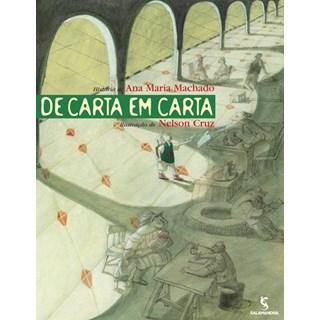 Livro - De Carta em Carta - Ana Maria Machado - Moderna