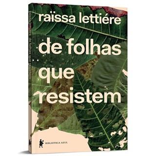 Livro De Folhas Que Resistem - Lettiére - Globo - Pré-Venda