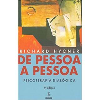Livro - De Pessoa a Pessoa - Hycner - Summus
