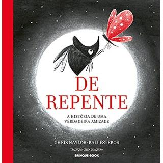 Livro De Repente - Naylor-Ballesteros - Brinque Book