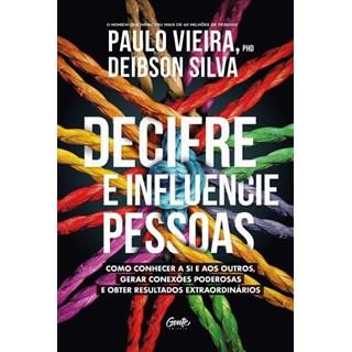 Livro - Decifre o Influencie Pessoas - Vieira