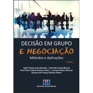 Livro - Decisão em Grupo e Negociação - Almeida