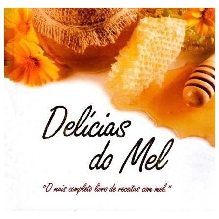 Livro - Delícias do Mel - O Mais Completo Livro de Receitas Com Mel - Menegusso