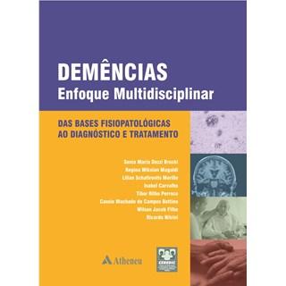Livro - Demências - Um Enfoque Multidisciplinar